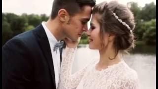Трогательное свадебное видео...