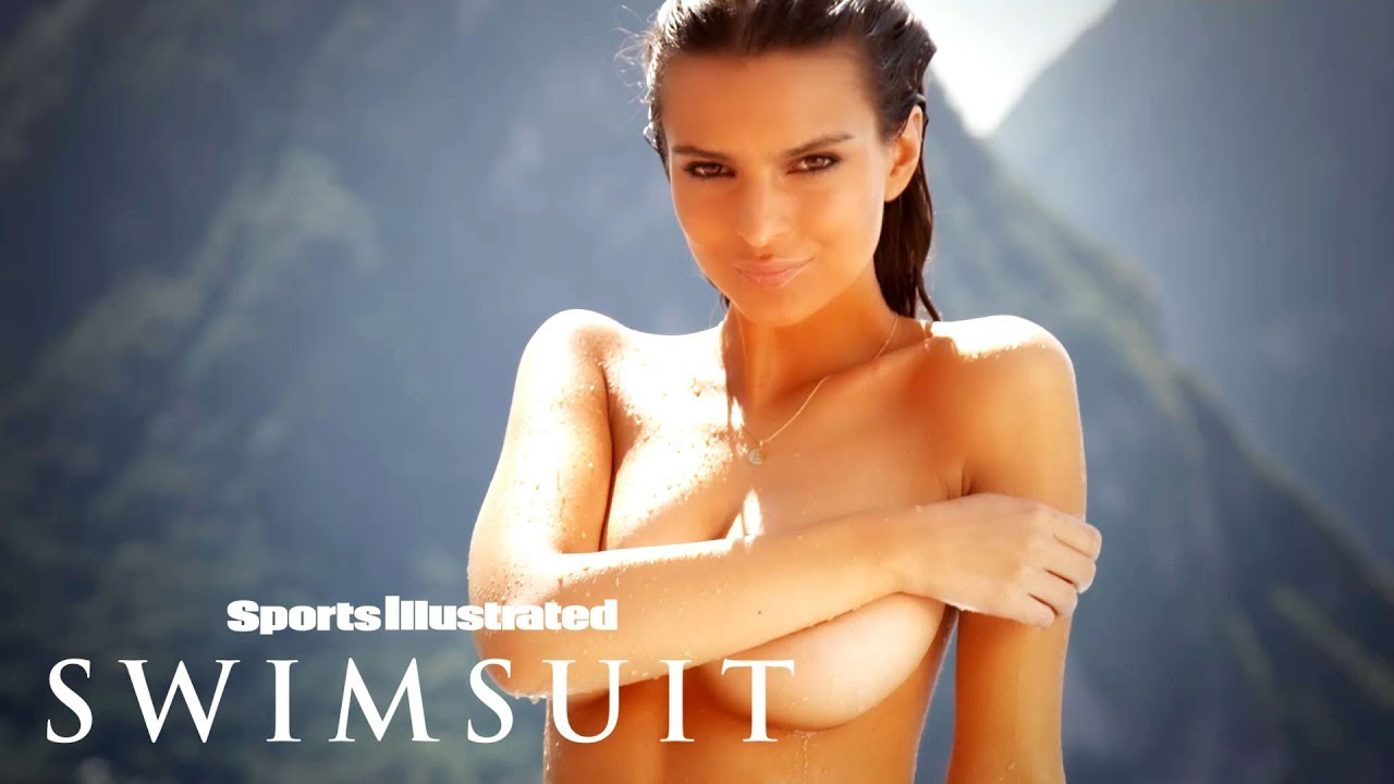 Emily Ratajkowski Topless: Her Hottest & Most Revealing Moments   Sports Illustrated Swimsuit
