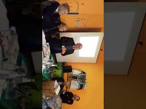 CONVEGNO ROMA MLI NAZIONALE GENERALE PAPPALARDO NOMINE PARTITO. S.MARINO CAPO DIPARTIMENTO MEDIA TV