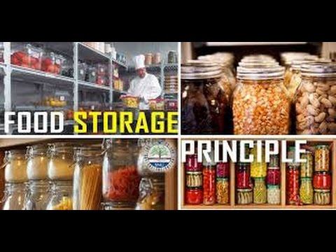 Food storage lds church video PT1
