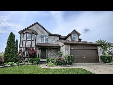 Homes For Sale In Canton Michigan