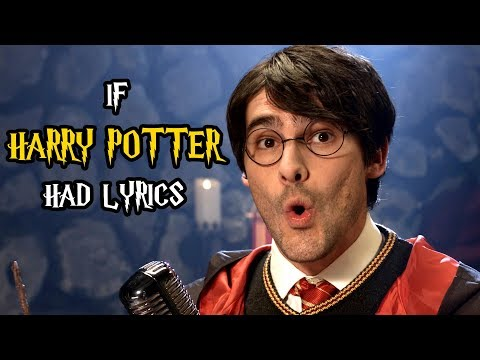 If the 'Harry Potter' Song Had Lyrics