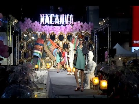 MACANNA |麥坎納|Spring Summer 2016 Full Fashion Show|Taipei |