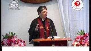 Kebaktian GKI KB Hari Raya Pentakosta Pdt Titus GH 8 Juni 2014 jam 10