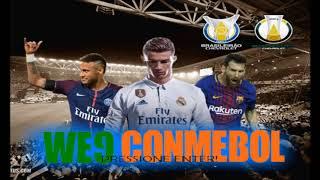 COMO BAIXAR INSTALAR PATCH WE9CONMEBOL 2018!