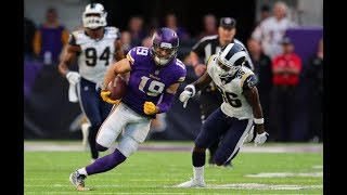 The Last Vikings Touchdown Against Every Team