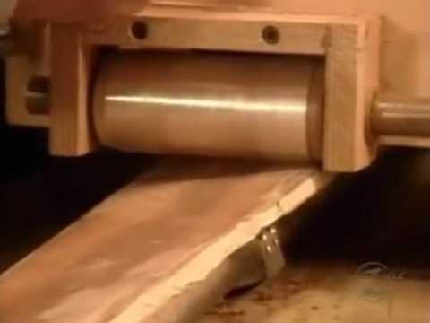 Fabrication d 39 une pale d 39 olienne youtube - Fabrication d une eolienne ...