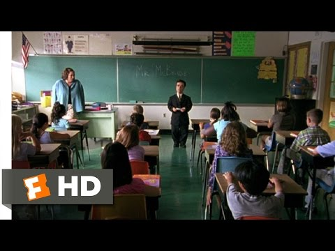The Station Agent (12/12) Movie CLIP - Classroom Presentation (2003) HD
