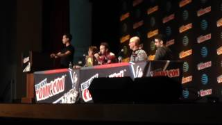 Gravity Falls Panel at NYCC 2016: Advice from Alex Hirsch