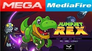 JumpJet Rex Full 2016 Español + Crack Mega o MediaFire 1 Link