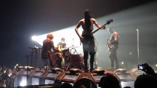 Rammstein - Bück Dich / Mann gegen Mann [21.11.11 Live in Friedrichshafen / Tour 2011]