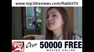 Rabbit TV - Over 5000 FREE TV Internet Channels! - As Seen on TV.