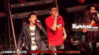 La Banda de Carlitos (con Damián Córdoba y Nicolas Sattler) - Kuarteto.com