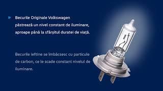 Becurile originale Volkswagen