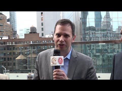 Reception in Support of Dan Quart - Candidate for Manhattan DA - The Paul Hotel - New York