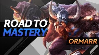 Road to Mastery - Ormarr | Advanced Gameplay Guide - Arena of Valor