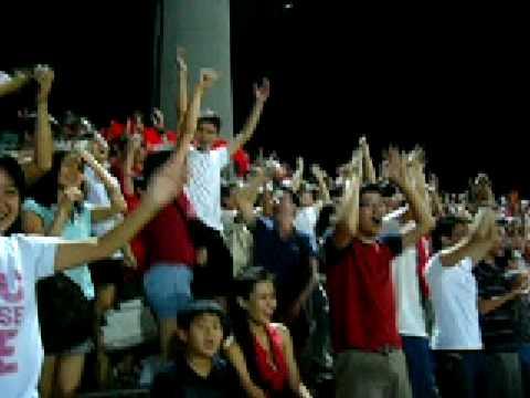 AFF Cup 2008 Ban Ket Vietnam Singapore SemiFinal
