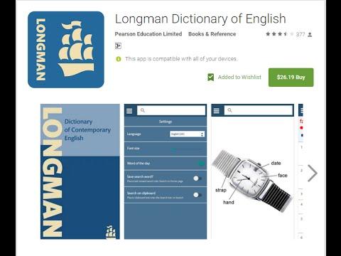 Longman Dictionary Of English ( Idoce6 )