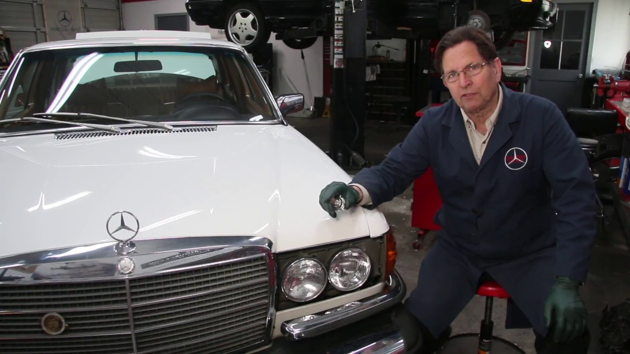 hight resolution of casper the friendly benz part 6 lights and fuse box inspection and service