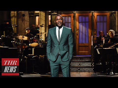 'SNL' Rewind: Idris Elba Hosts, R. Kelly and Michael Jackson Allegations Satirized | THR News