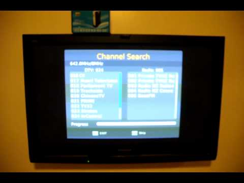 Freeview Decoder from Free2Air TV NZ (DVB-T HD) Compact Size - Dean Jones