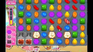 Candy Crush Saga level 894 (3 star, No boosters)