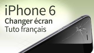 iPhone 6 changer écran: Tutoriel pas à pas