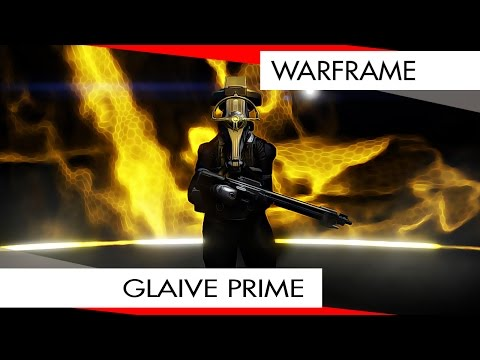 Warframe: Glaive Prime, Mods & All [thequickdraw ...