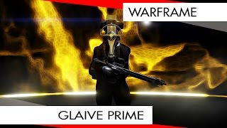 Warframe Glaive Prime Nullifier Setup [Quick Build]