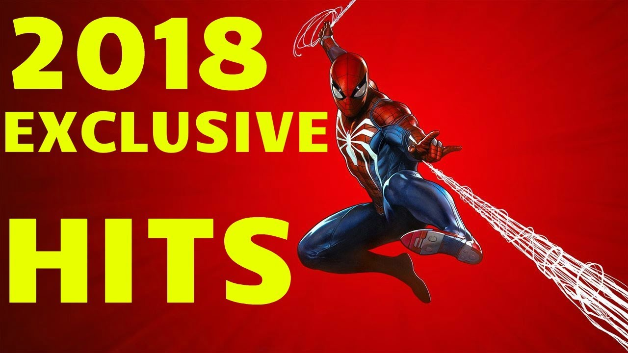 Big Exclusives to Cap Off 2018's Year in Gaming.