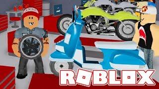 Roblox → WORKING MECHANIC!! -Welcome to Bloxburg #2 🎮