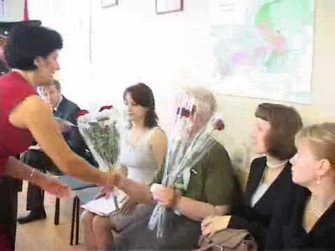 Удостоверение к ордену Красной Звезды спустя 70 лет было вручено дочери красноармейца Василия Румянцева