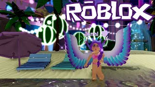 New Beach Cove Lobby & Hair Colors Gamepass! Roblox: 👑 Royale High 👑