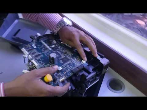 Fargo DTC1000/ DTC 1250e/ C-50 Printer service