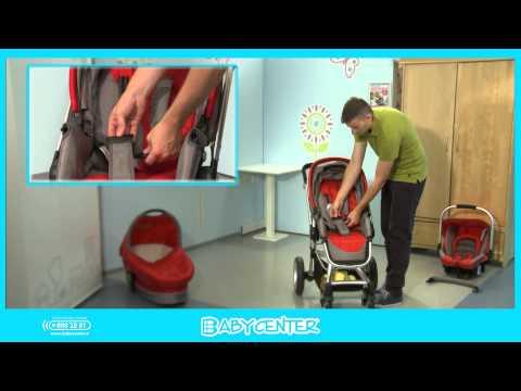 Predstavitev - Voziček BC Ride Travel