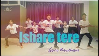 Ishare Tere | Dance Choreography | Step-Up Dance Academy Dhar MP