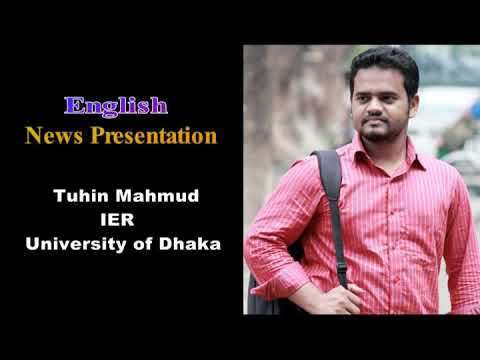 BBC News Presentation By Tuhin Mahmud.... Bangladesh