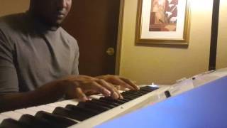 Jonathan Mcreynolds No Gray piano tutorial