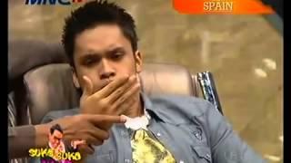 Suka-Suka Uya - Hipnotis Randy Pangalila Dan Indah Permatasari [FULL]