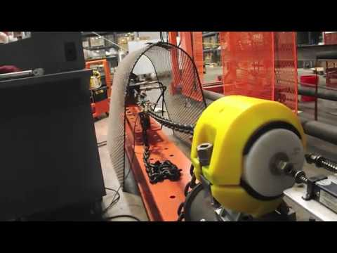 ABCO Subsea SB Clamp Pull Test