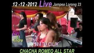 WATU CILIK 12  12   2012  CHACHA ROMEO LIVE LORONG 23 JAMPEA EVY ANDRE  2