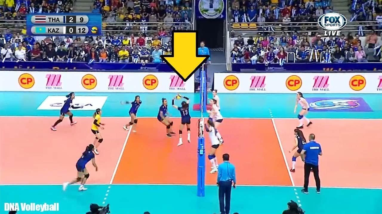 นุศรา ต้อมคำ คัดโอลิมปิก 2020 Nootsara Tomkom asian volleyball olympics qualification | best actions