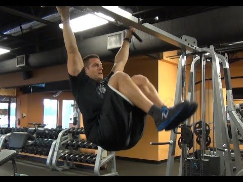 Hanging Leg Raise Variations: FULLY Stimulating Your AB Muscles