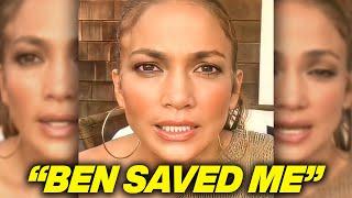 Jennifer Lopez Reveals She Flirted With Ben Affleck While Dating A-Rod