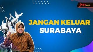Risma Imbau Warganya Tak Bepergian Keluar Kota dan Luar Negeri - JPNN.com