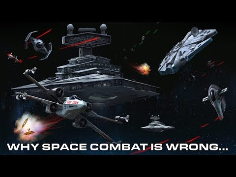 Why Space Combat is Wrong... |