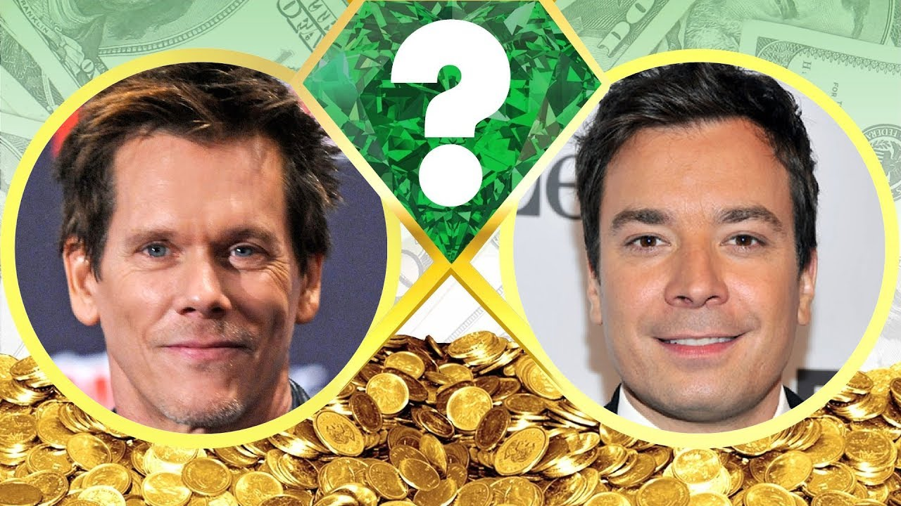 who's richer? - kevin bacon or jimmy fallon? - net worth revealed