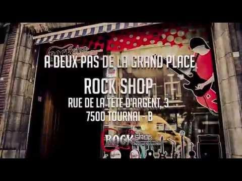 RockShop Tournai - clip magasin