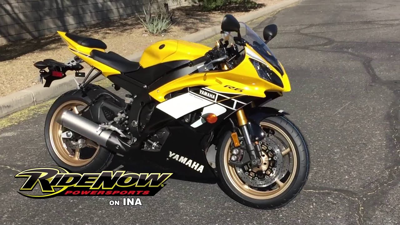 Ride Now Ina >> 2016 Yamaha YZF-R6 60th Anniversary Special Edition @ RideNow Powersports on Ina | Tucson, AZ ...