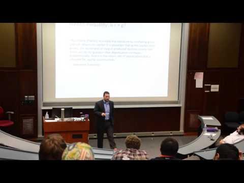 Gilliam Center Speaker Series: Stephen Miller